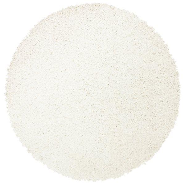Safavieh Shag White Area Rug,SG240A-6R