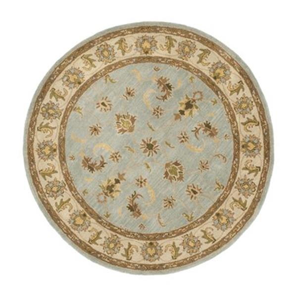 Safavieh HG913A Heritage Area Rug, Light Blue / Beige,HG913A