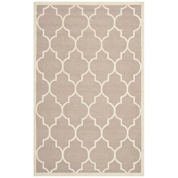 Safavieh Cambridge 5-ft x 8-ft Beige and Ivory Area Rug