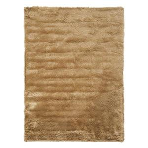 Safavieh Faux Sheep Skin 5-ft x 7-ft Camel Area Rug