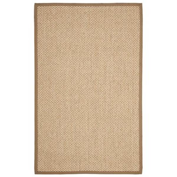 Safavieh Natural Fiber 5-ft x 8-ft Natural Area Rug