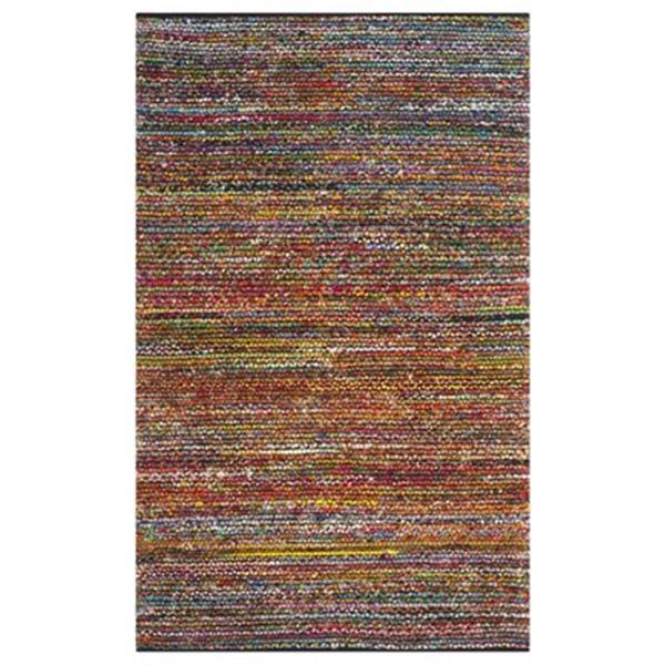 Safavieh Cape Cod 6-ft x9-ft Multi-Colored Area Rug
