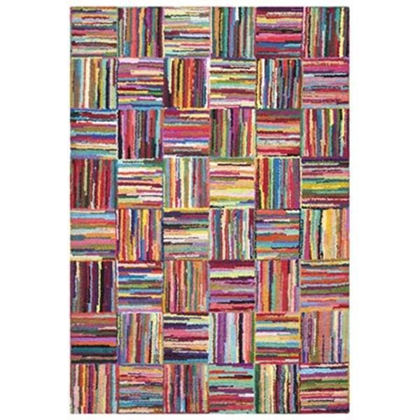 Safavieh Nantucket 8-ft x 5-ft  Multicolour Area Rug