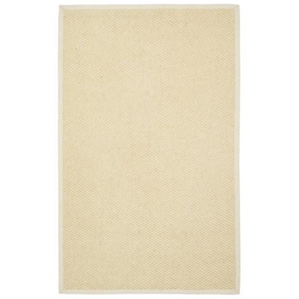 Safavieh Natural Fiber 8-ft x 5-ft  Cream Area Rug