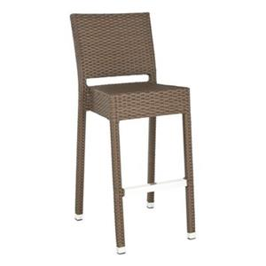 Safavieh Fox Bethel Indoor/Outdoor Bar Stool,FOX5201B