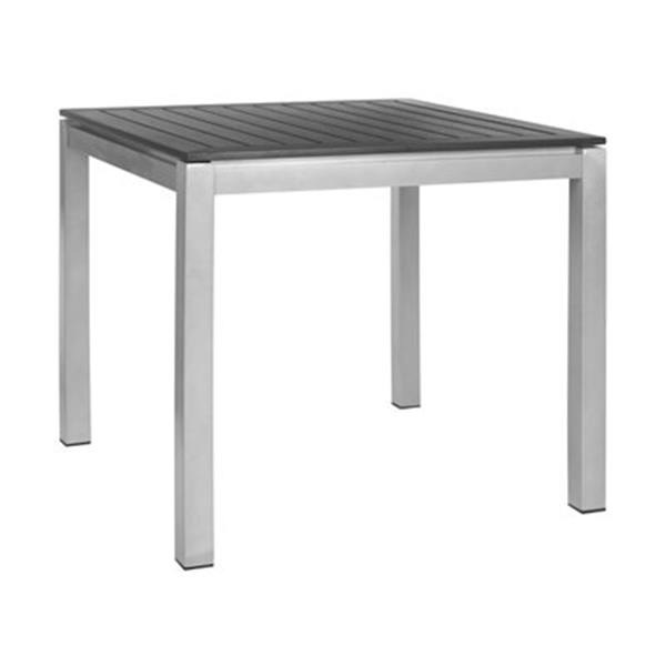 Safavieh 28.30-in x 31.60-in Grey Onika Square Accent Table