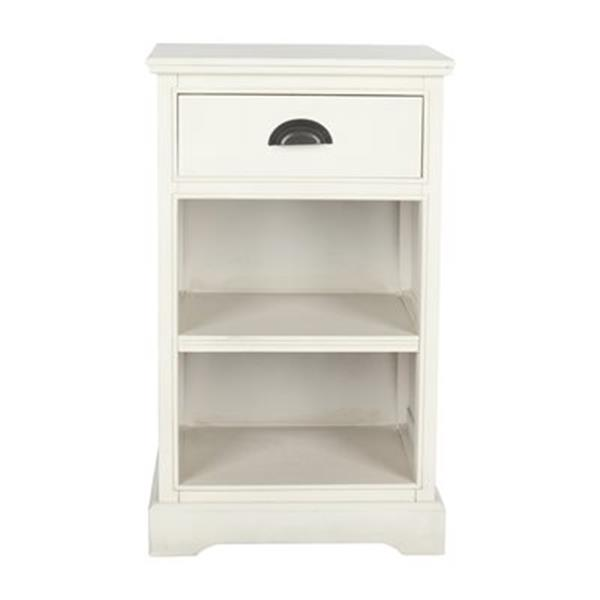 Safavieh American Home 29.9-in White Griffin Side Table