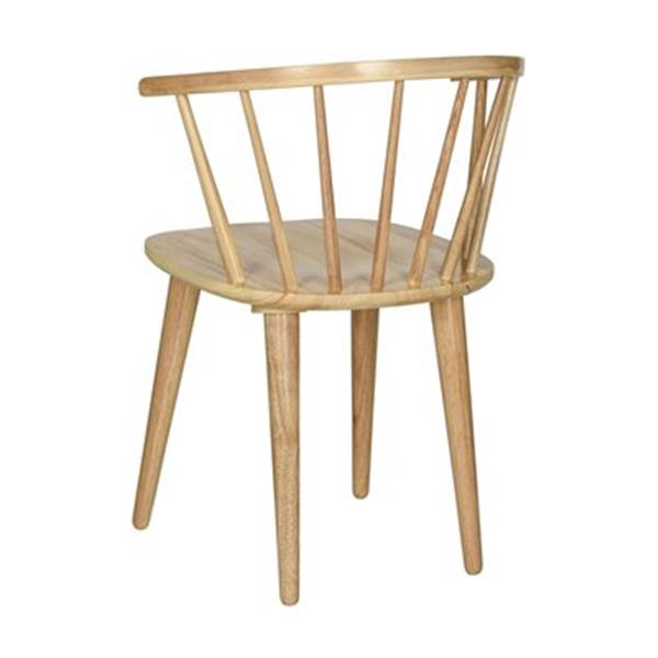 Safavieh AMH8512 American Home Blanchard Side Chair (Set of