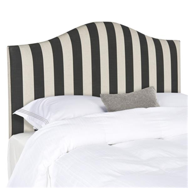 Safavieh Connie Awning Stripe Headboard,MCR4619U
