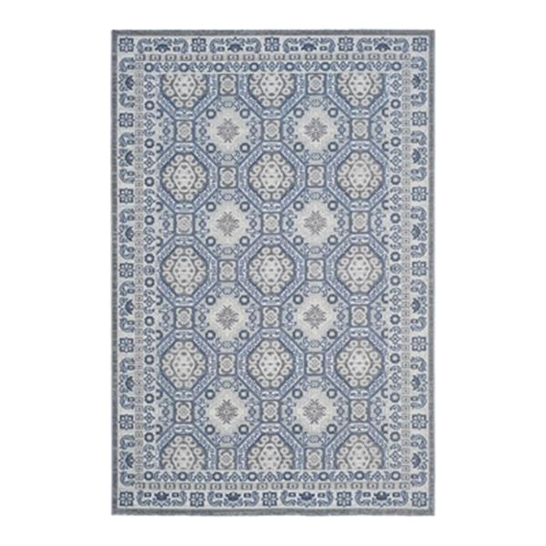 Safavieh Artisan 7-ft x 9-ft Silver and Blue Area Rug