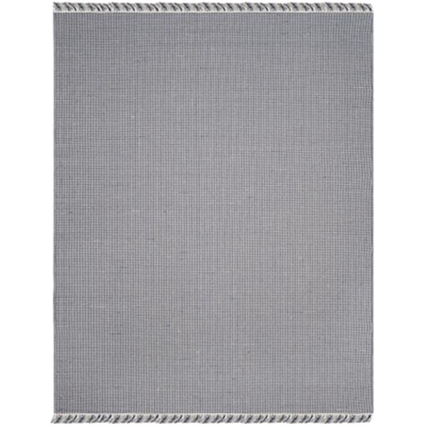 Safavieh Montauk 8-ft x 10-ft Blue Flat Weave Area Rug