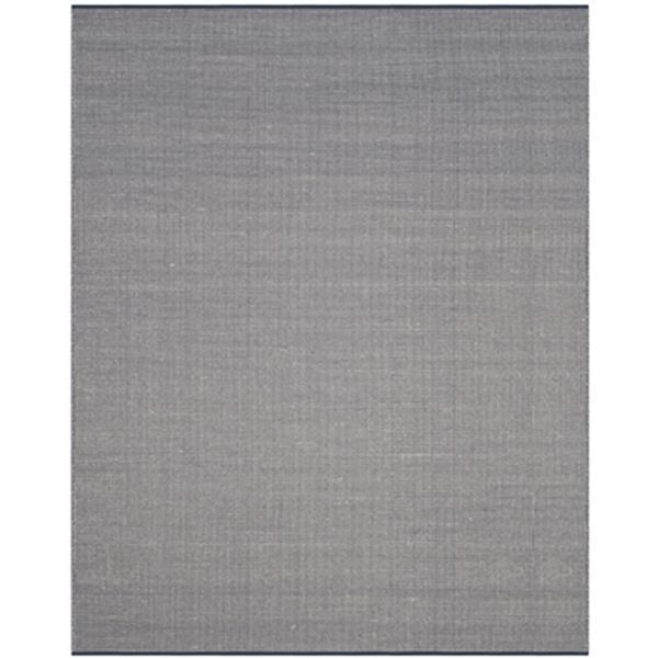 Safavieh Montauk 8-ft x 10-ft Blue Flat Weave Area Rug