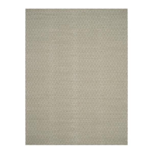 Safavieh Montauk 8-ft x 10-ft Flat Weave Ivory and Green Area Rug