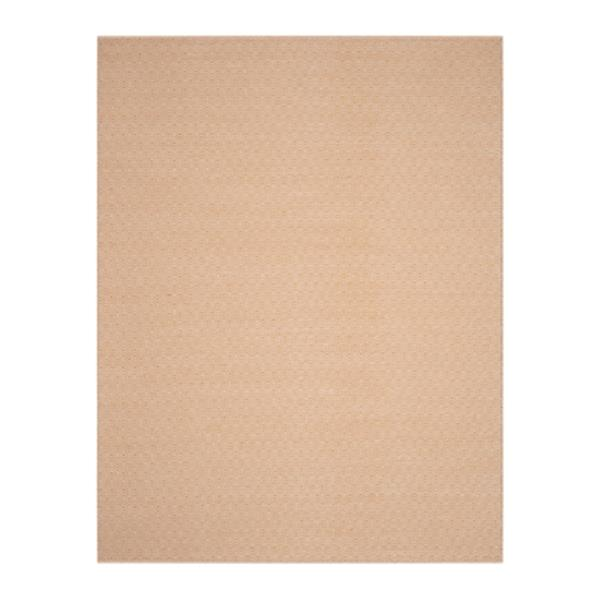 Safavieh Montauk 8-ft x 10-ft Flat Weave Ivory and Rust Area Rug