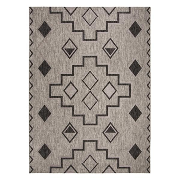 Safavieh Courtyard 11-ft X 8-ft Indoor Outdoor Rug