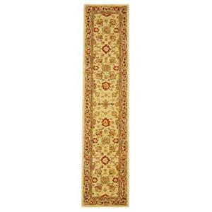 Safavieh Anatolia 27-in. Ivory/Brown Runner