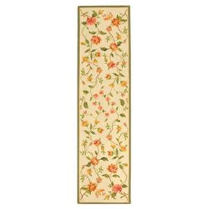 Safavieh Chelsea 30-in. Ivory Runner