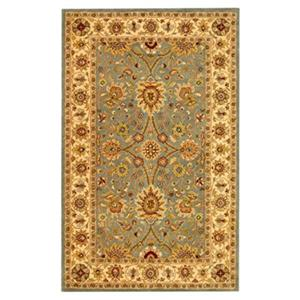 Safavieh Antiquities 27-in. Light Blue/Ivory Runner