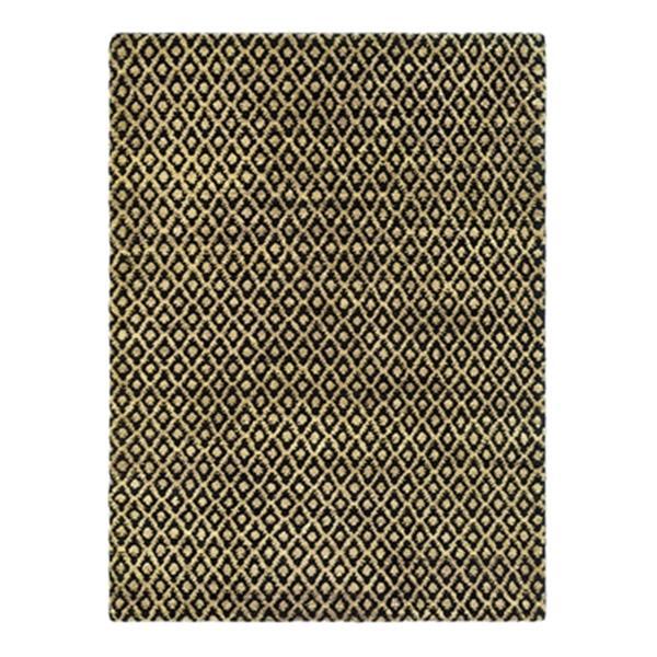 Safavieh Bohemian Geometric Indoor Area Rug 3-ft x 5-ft Black/Gold