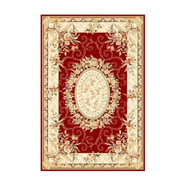Safavieh Lyndhurst 7.5-ft x 5.25-ft Red Area Rug