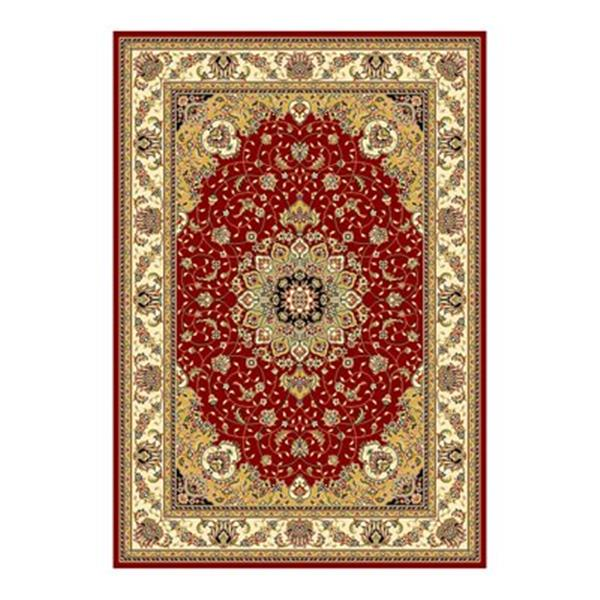 Safavieh Lyndhurst 6-ft x 6-ft Red Area Rug