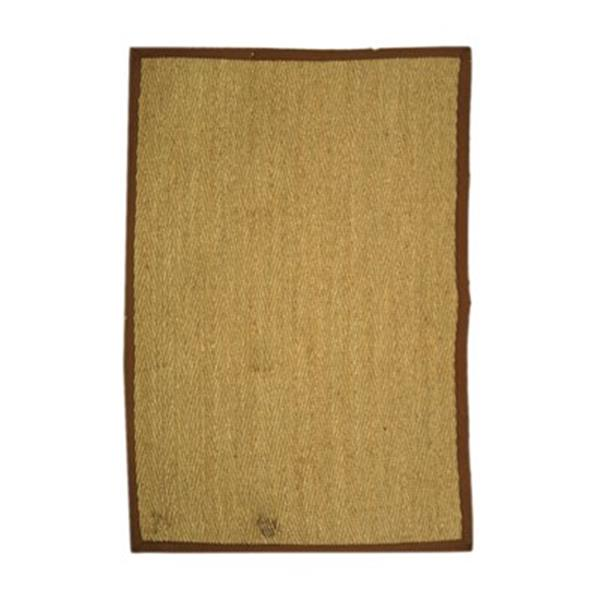 Safavieh Natural Fiber 8-ft x 5-ft Natural and Brown Area Rug