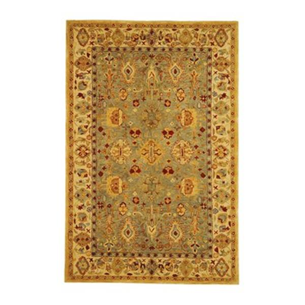 Safavieh Anatolia 27-in. Blue/Ivory Runner