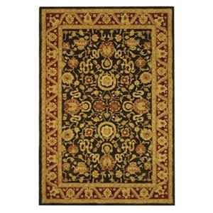 Safavieh Anatolia 27-in. Charcoal/Red Runner