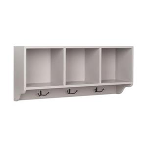 Safavieh American Home 15-in x 33-in Grey Alice Wall Shelf