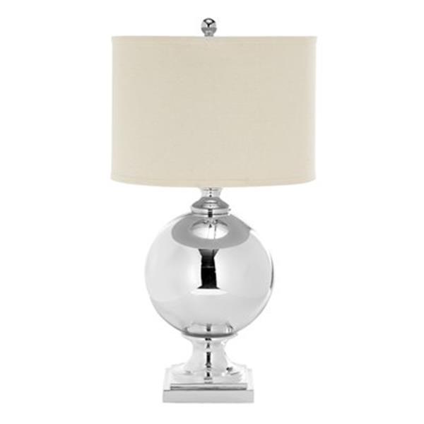 Safavieh 29-in Alcott Mercury Glass Table Lamp