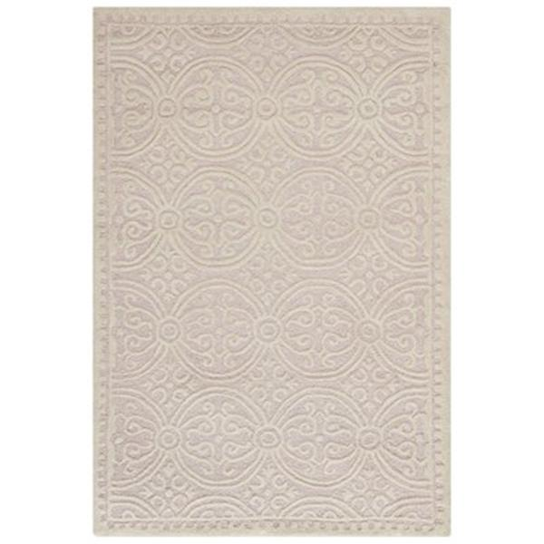 Safavieh Cambridge 6-ft x 4-ft Light Pink and Ivory Area Rug