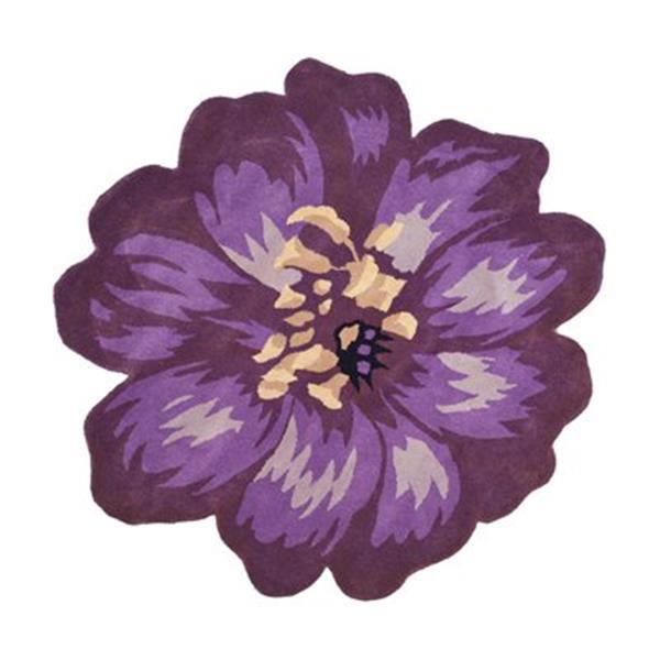 Safavieh Novelty 5-ft Lilac Area Rug