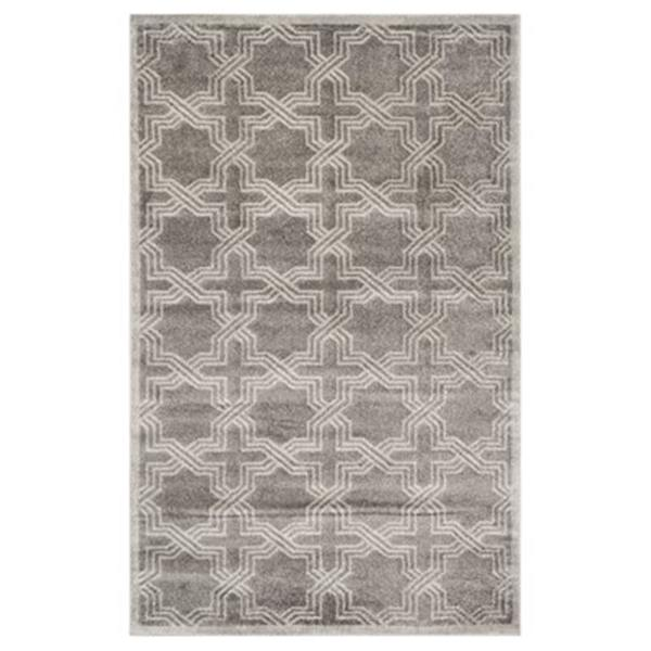 Safavieh Amherst 8-ft X 5-ft Grey and Light Grey Area Rug