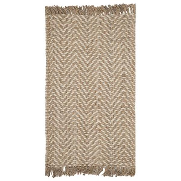 Safavieh Natural Fiber Bleach and Natural Area Rug,NF458A-6S