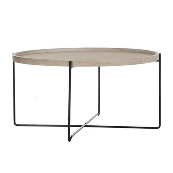 Safavieh Auden Retro Mid-Century Modern Wood Accent Table