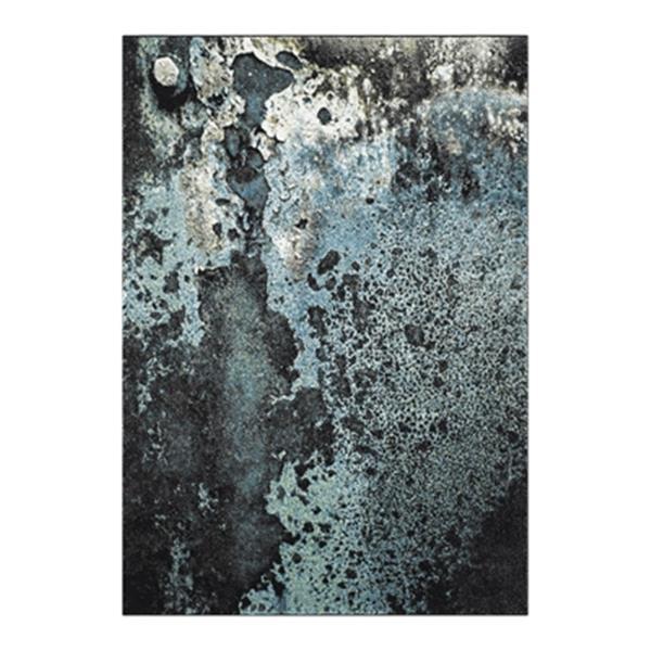 Safavieh Glacier 5-ft x 8-ft  Blue Multicolor Area Rug
