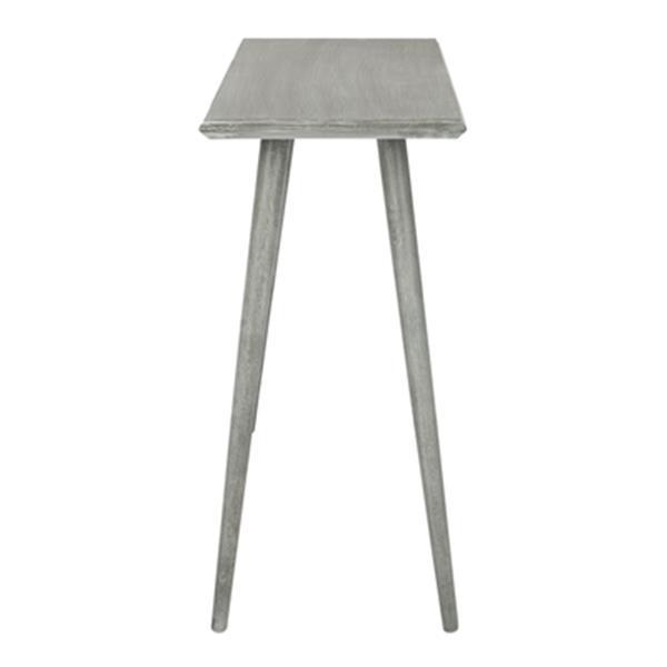 Safavieh Marshal Grey Pine Rectangular Console Table