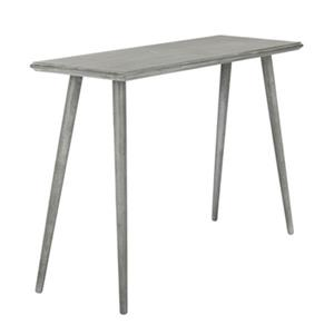 Safavieh Marshal Grey Pine Rectangular Console Table