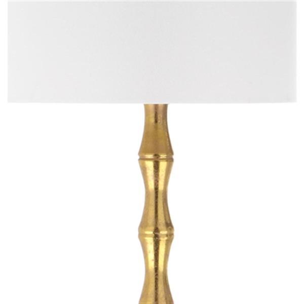 Safavieh 63.5-in Antique Gold Aurelia Floor Lamp