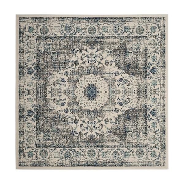 Safavieh Evoke 6.58-ft x 12-ft Gold and Ivory Indoor Area Rug