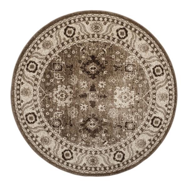 Safavieh Vintage Hamadan 6.58-ft Taupe Indoor Area Rug