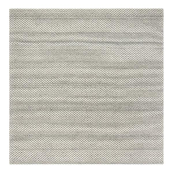 Safavieh Natura 6-ft x 6-ft Grey Hand Tufted Area Rug
