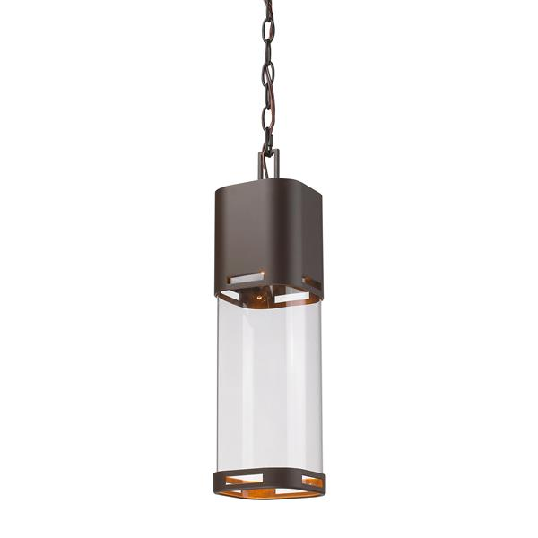 Z-Lite Lestat 1-Light Outdoor Suspended Light