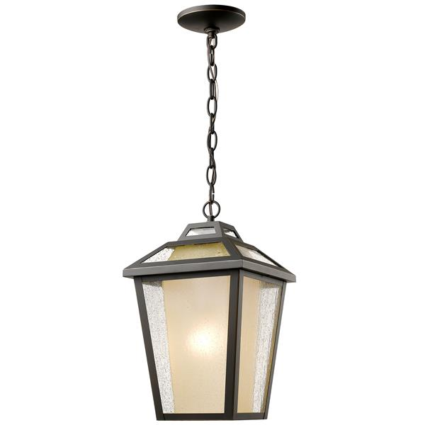 Z-Lite Memphis 1-Light Outdoor Suspended Light