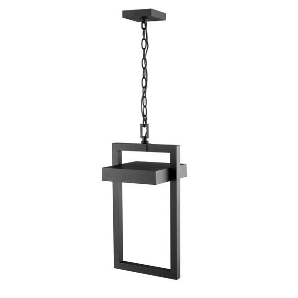 Z-Lite Luttrel 1 Light Outdoor Ceiling Fixture