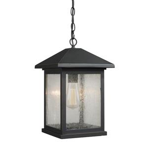 Z-Lite Portland 1-Light Outdoor Suspened Light - Oil Rubbed Bronze