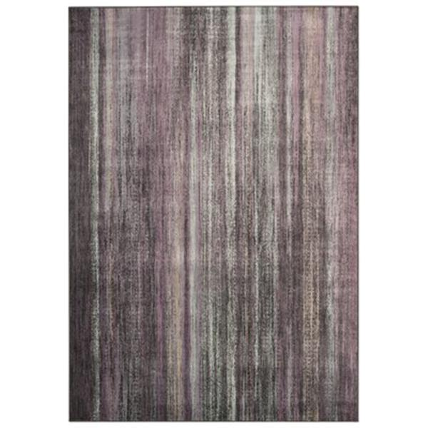 Safavieh Vintage 5.58-ft x 4-ft Charcoal and Multicolour Area Rug