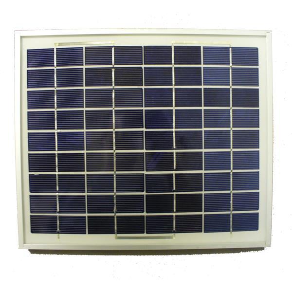 Sun-Mar Solar Panel  - 12 V/10 W