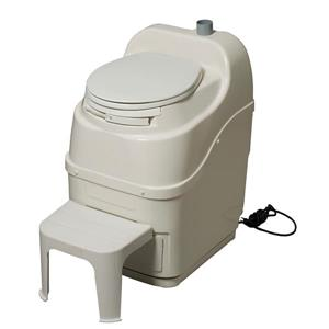 Toilette compost autonome, Spacesaver