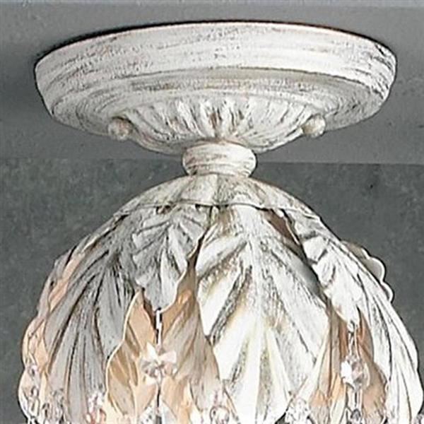 Classic Lighting 8330 Petite Fleur SemiF